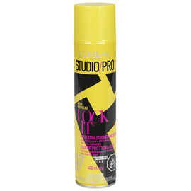 L'Oreal Studio Pro Lock It Pro Extra Strong Hairspray - 400g