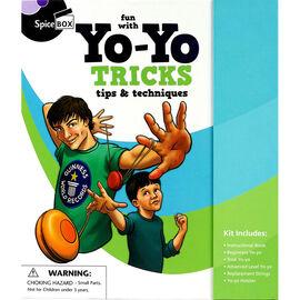 Spicebox Fun With Yo-Yo Tricks
