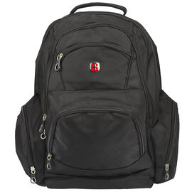 SwissGear College Backpack - Black