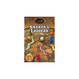 Classic Game Snakes & Ladders