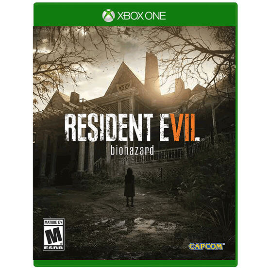 Xbox One Resident Evil 7