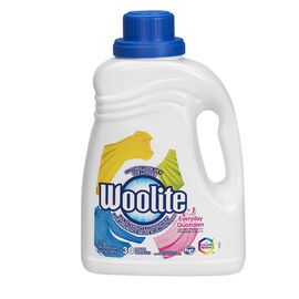 Woolite Zero Gentle Fabric Wash Liquid Detergent - 1.8L - 30 loads