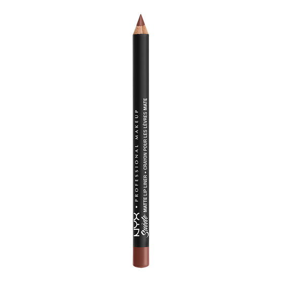 NYX Professional Suede Matte Lip Liner - Alabama