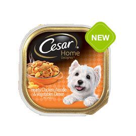 Cesar Home Delights Dog Food - Chicken Noodle - 100g