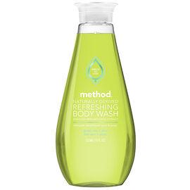 Method Refreshing Body Wash - Green Tea + Aloe - 532ml