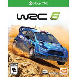 XBOX One WRC6