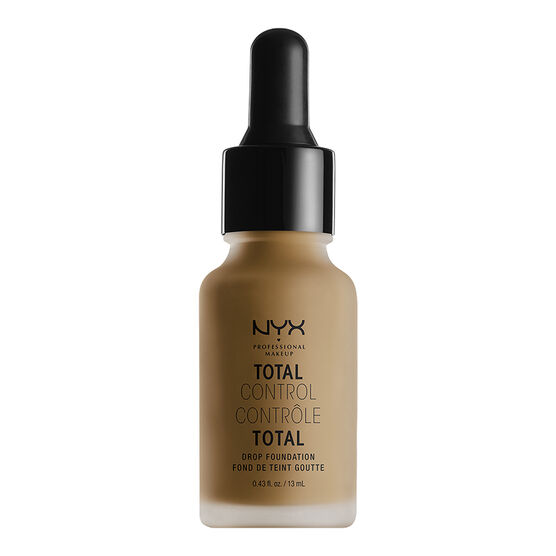 NYX Professional Total Control Drop Foundation - Cappuccino