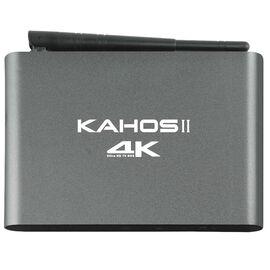 Yixu 4K Android TV Decoder - Grey - KAHOS II
