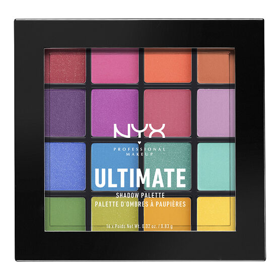 NYX Professional Ultimate Shadow Palette - Brights