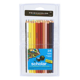 Prismacolor Colouring Pencils - Scholar - 24's