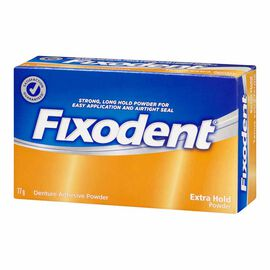 Fixodent Extra Hold Powder - 77g