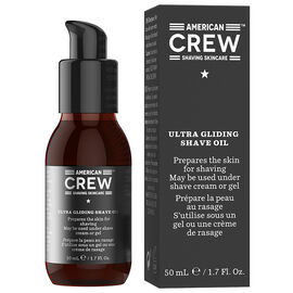 American Crew Shaving Skincare Ultra Gliding Shave Oil - 50ml