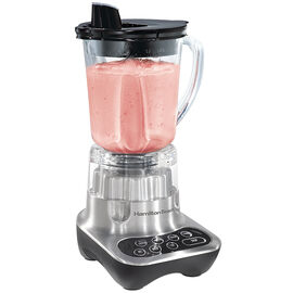 Hamilton Beach Smoothie Start Blender - Diecast Metal - 56222C