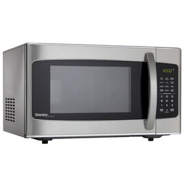 Danby Designer 1.1 cu. ft. Microwave Oven - Stainless Steel - DMW111KSSDD