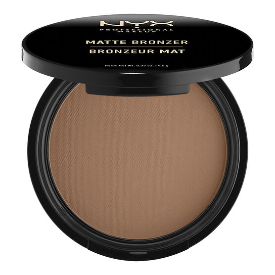 NYX Professional Makeup Matte Body Bronzer - Deep