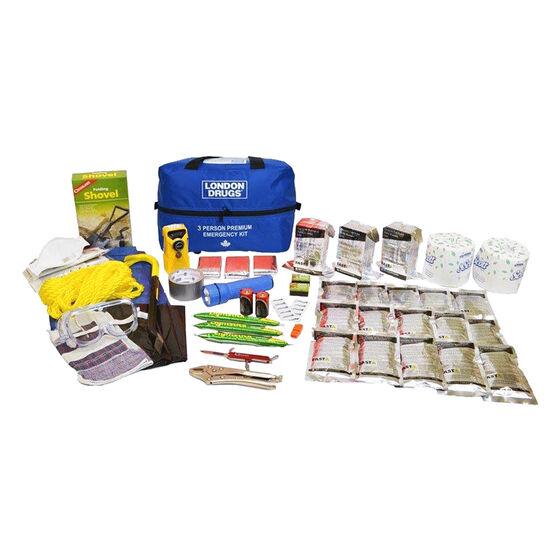 London Drugs Premium Home Emergency Kit - 3 person - EKIT1390.2