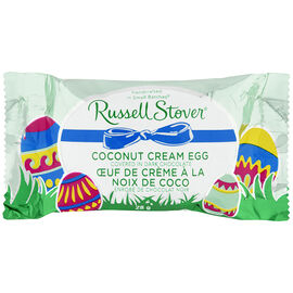 Russell Stover Egg - Coconut Cream - 28g