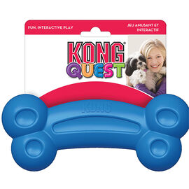 Kong Quest Bone - Small - Assorted
