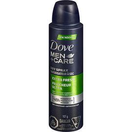 Dove Men+Care Dry Spray Anti-Perspirant - Extra Fresh - 107g