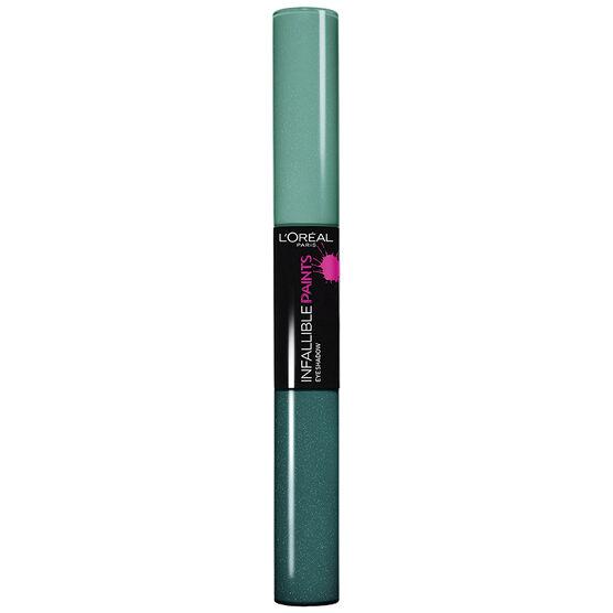 L'Oreal Infallible Paints Eyeshadow - Mint Detox