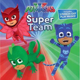 Super Team by Maggie Testa