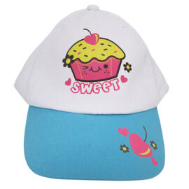 Cupcake Ball cap - Girls - Infant