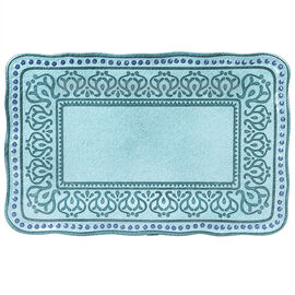 London Drugs Melamine Rectangle Tray - Blue