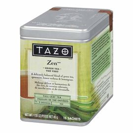 Tazo Zen Green Tea - 15's - 45g