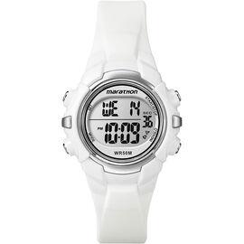 Timex Marathon Watch - White - T5K80670