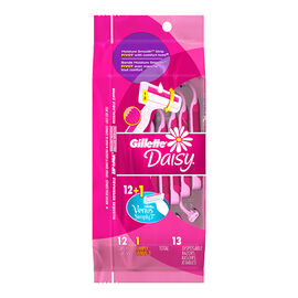 Gillette Daisy Razors - 12's