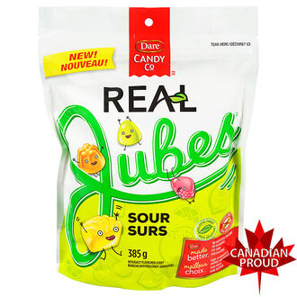 Dare Real Jubes - Sours - 385g
