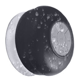 S-Line Soak'd Water Resistant Bluetooth Speaker - Black - SL79123