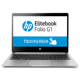 HP Elitebook 12.5-inch Folio G1 - W0R79UT#ABA