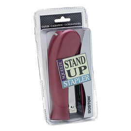 Boston Squeeze Stand Up Stapler