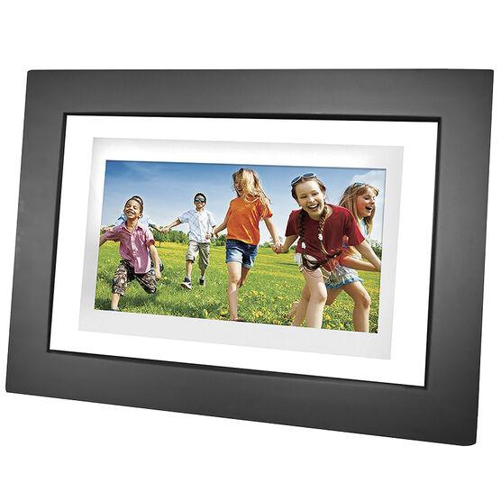 sylvania wifi digital frame 10 inch sdpf1095