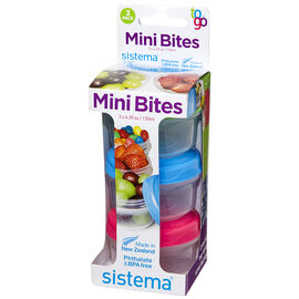 Sistema Mini Bites - 3 pack
