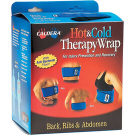 Caldera Hot & Cold Therapy Wrap Back