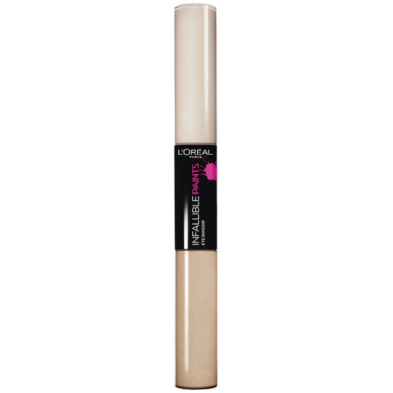 L'Oreal Infallible Paints Eyeshadow - Cool Ivory | London Drugs