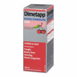 Dimetapp Extra Strengh Cough and Cold - 100ml