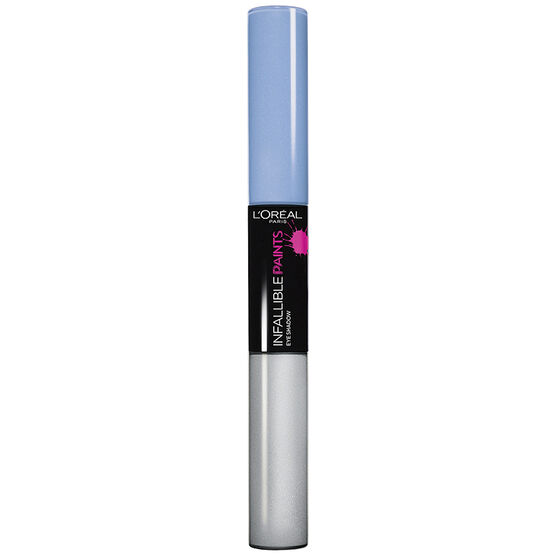L'Oreal Infallible Paints Eyeshadow - BRB Blue