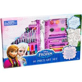 Disney Frozen Art Set - 60 pieces