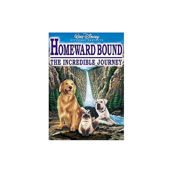 Homeward Bound: The Incredible Journey - DVD