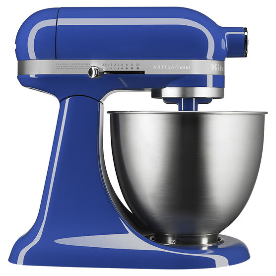 KitchenAid 3.5Q Artisan Mini Mixer - Blue