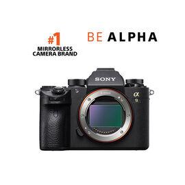 Sony a9 Camera Body - Black - ILCE9/B