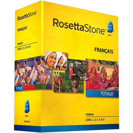 Rosetta Stone French - Levels 1-5