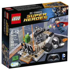 Lego DC Comics  Super Heroes - Clash of the Heroes