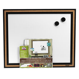 Board Dudes Magnetic Dry-Erase Combo - 18 x 22inch