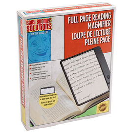 Baby Boomer Solutions Reading Magnifier