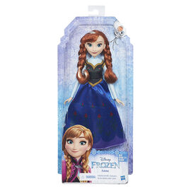 Frozen Classic Doll - Anna - Assorted