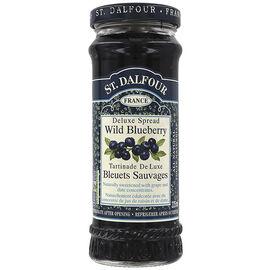 St. Dalfour Deluxe Spread - Wild Blueberry - 225ml